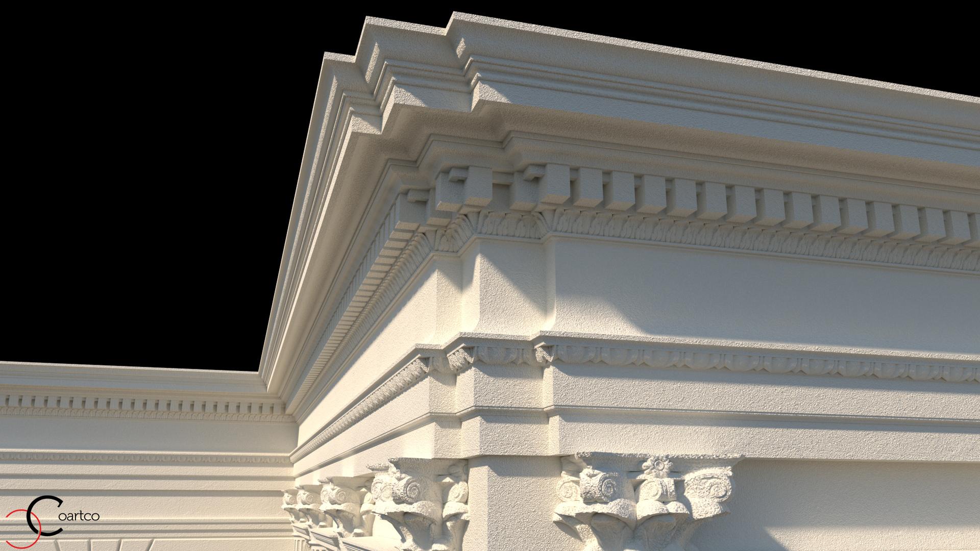 cornisa-decorativa-fatada-casa-pret-proiect-design