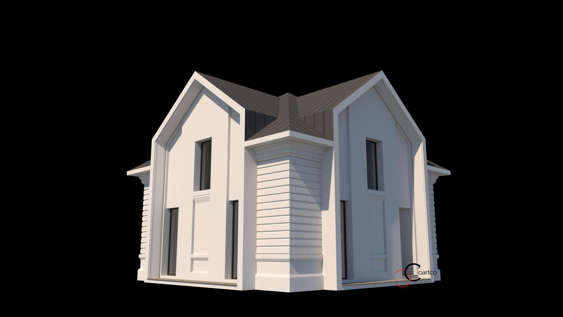 decoratiuni exterioare case poze idei fatada casa
